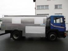 autotreno cisterna trasporto alimenti MAN