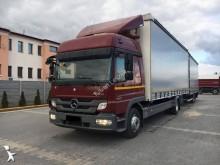 camion remorque Mercedes Atego 1229