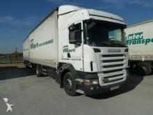 camión remolque lonas deslizantes (PLFD) Scania