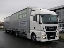 camión remolque lona corredera (tautliner) sistema de lona corrediza MAN