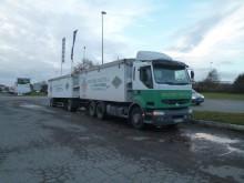 camion remorque benne céréalière Renault