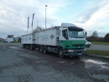 autotreno ribaltabile trasporto cereali Renault
