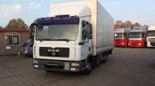 camion remorque MAN TGL 8.210