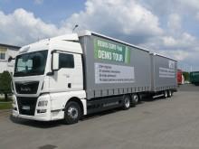 camion remorque MAN TGX 26.440