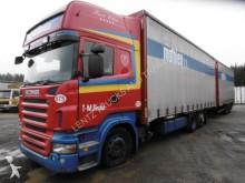 autotreno Scania R420-6X2-LENKACHSE-KOMPLETTZUG