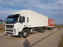 camion remorque fourgon standard Volvo
