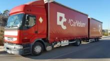 camion remorque savoyarde Renault