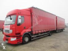 camión remolque lonas deslizantes (PLFD) usado
