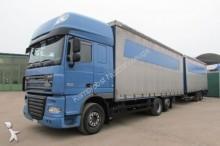 camion remorque DAF XF 105.410 6x2 - Komplettzug JUMBO