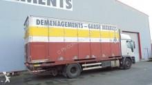 camion remorque porte containers Iveco