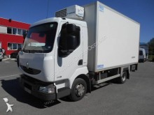 Renault refrigerated trailer truck