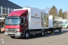camión remolque furgón mudanza Mercedes