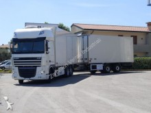 camión remolque frigorífico usado