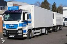 camión remolque frigorífico mono temperatura MAN