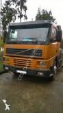 camion remorque citerne Volvo