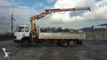 camión remolque caja abierta teleros Iveco
