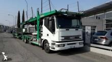 camión remolque portacoches Iveco