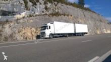 camion remorque fourgon polyfond Volvo