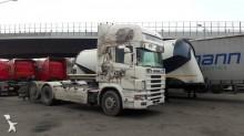 camion remorque Scania L 144L530