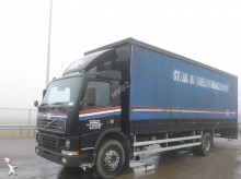 camión remolque lona corredera (tautliner) Volvo