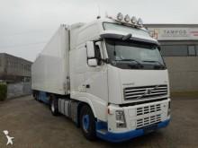 camión remolque frigorífico doble piso Volvo