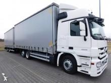camion remorque Mercedes Actros 2544 L
