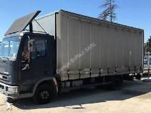 camión remolque furgón Iveco