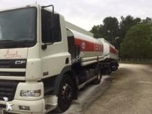 camion remorque citerne hydrocarbures DAF