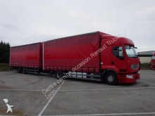 camion remorque Renault Premium 460