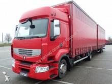 camión remolque lonas deslizantes (PLFD) Renault