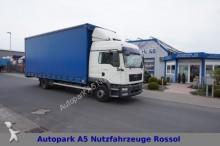camion remorque MAN TGM 12.250 Pritsche+Plane Jumbo Euro5 TÜV AHK