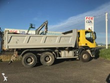 camion remorque benne bi-benne Iveco