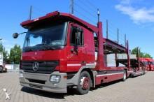 camion remorque porte voitures Mercedes