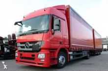 autotreno Teloni scorrevoli (centinato alla francese) Mercedes