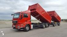 camión remolque volquete para cereal usado