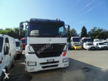 Mercedes standard box trailer truck