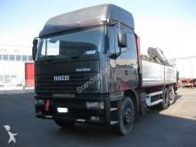 camión remolque Iveco Eurostar 420