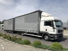 camion remorque MAN TGL