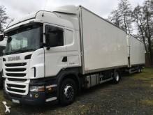 autotreno furgone plywood / polyfond Scania