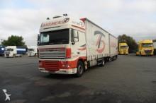 camion remorque savoyarde DAF
