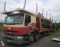 camion remorque Renault Premium 370 DCI