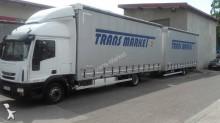 camion remorque Iveco Eurocargo ML 120 E 28 FP