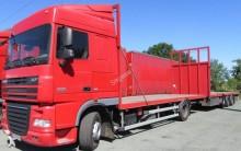 camion remorque DAF XF105 FA 460