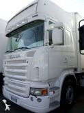 autotreno frigo trasporto carne Scania