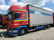 autotreno Scania R420-6X2-HUBDACH-EURO4