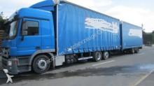 camion remorque rideaux coulissants (plsc) Mercedes