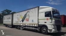 camión remolque DAF XF105 460
