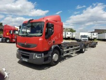 camion remorque porte containers Renault
