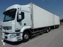 camion remorque fourgon déménagement Renault
