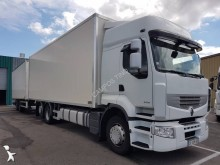 camion remorque fourgon Renault